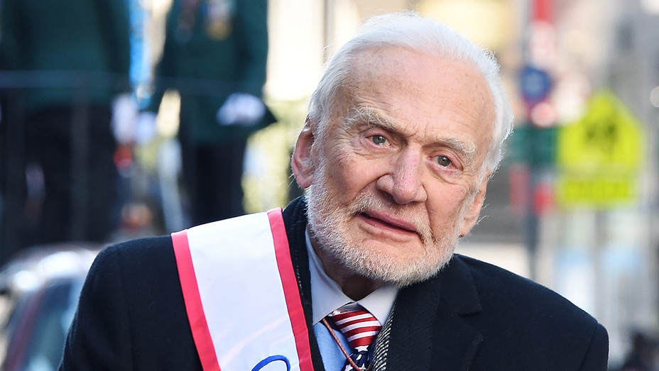 Buzz Aldrin Parade Grand Marshal - Getty - H 2018