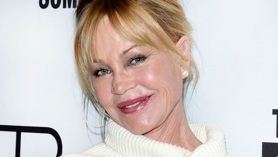 Melanie Griffith attends the premiere of  The Pirates Of Somalia - Getty-H 2018