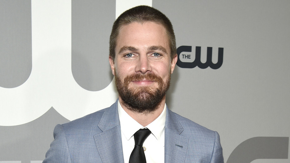 Stephen Amell The London Hotel - Getty - H 2018