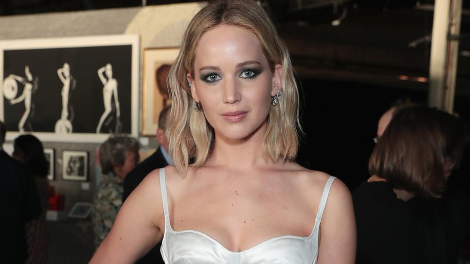 Jennifer Lawrence BAM Gala - Getty - H 2018