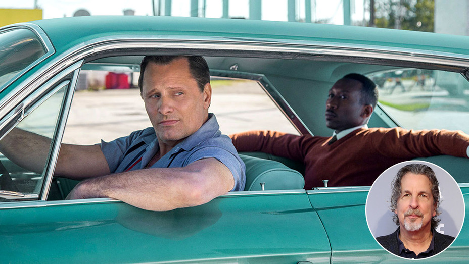 Green Book and Peter Farrelly_INSET - TIFF Publicity - H 2018