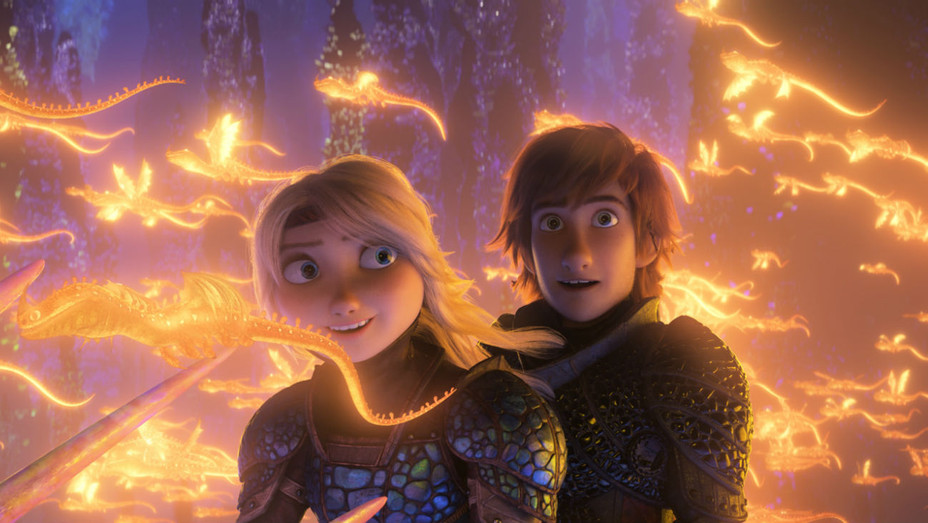Hiccup and Astrid - Publicity - H 2018
