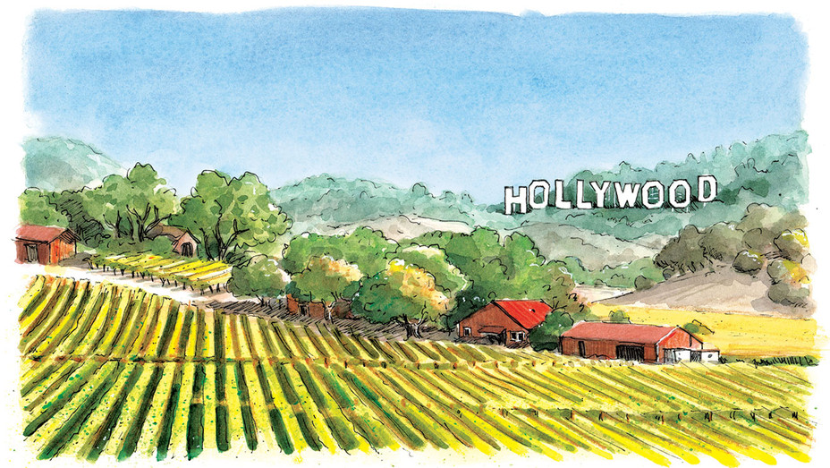 How 'SNL' Girls Trip Inspired Netflix's 'Wine Country'  - Illustrations by Hannah George - H 2018