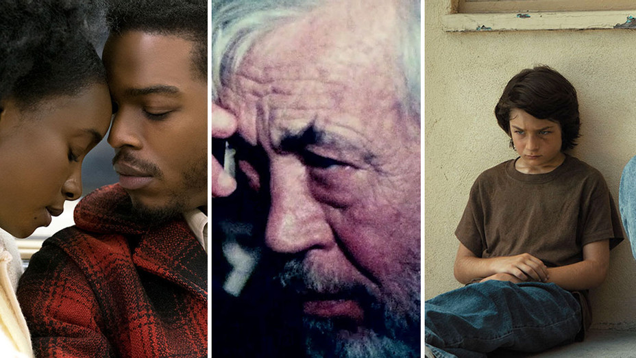 If Beale Street Could Talk_The Other Side of the Wind_Mid90s_Split - Publicity - H 2018