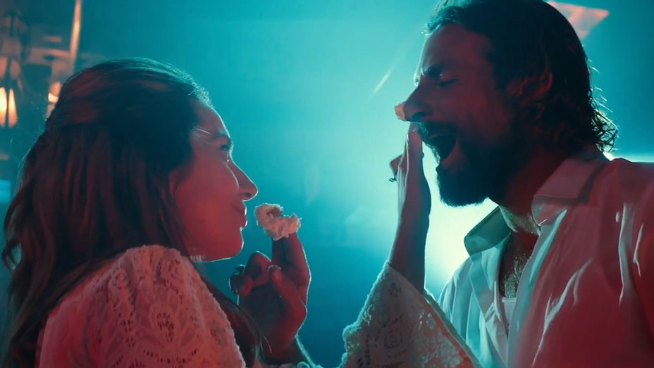 Lady Gaga - Bradley Cooper - A Star is Born A Way Out Trailer Still - H 2018