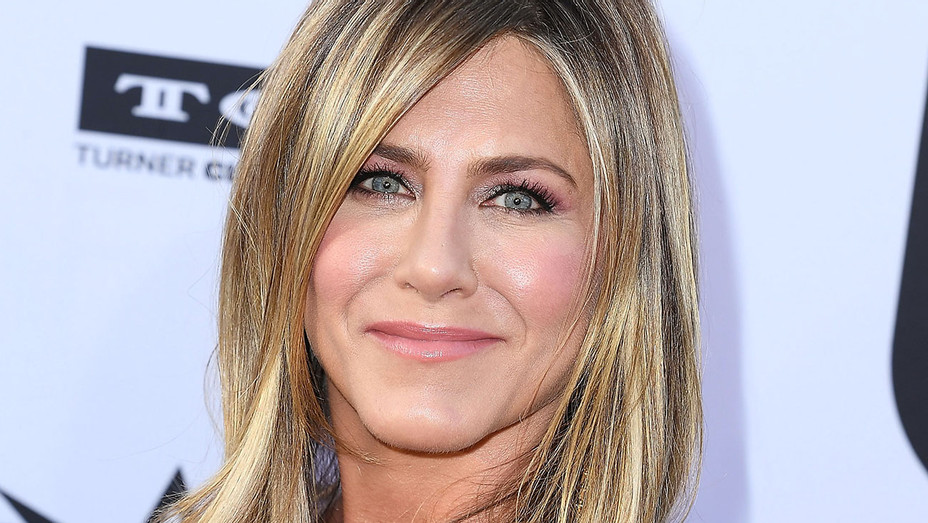 Jennifer Aniston - Getty - H 2018
