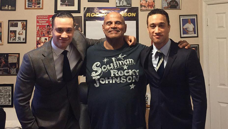Justin Gajewski, Rocky Johnson, Jonathan Gajewski - Publicity - H 2018