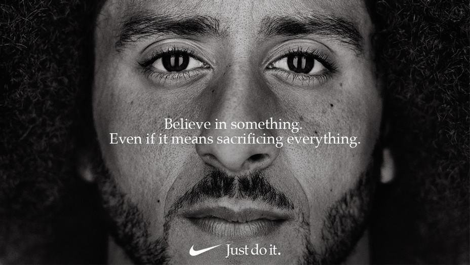Colin Kaepernick Nike Campaign - Publicity - H 2018