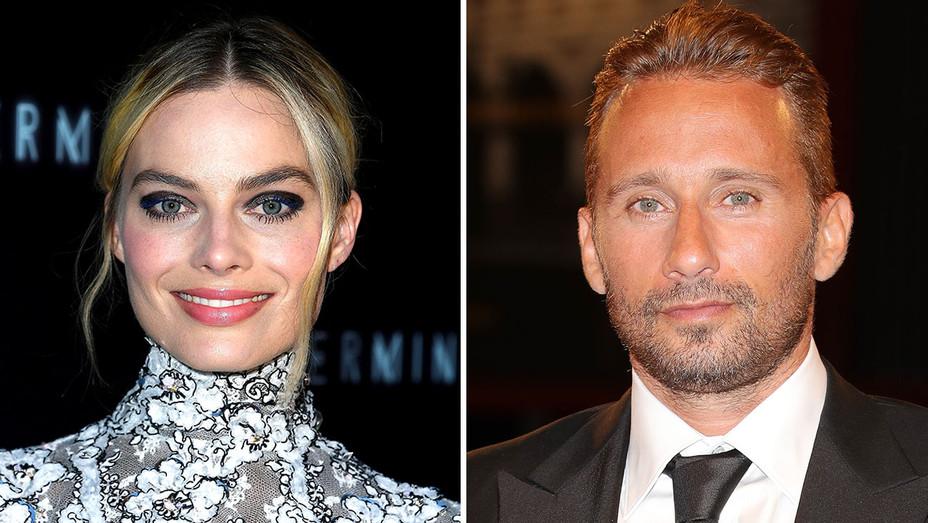 Margot Robbie and Matthias Schoenaerts-Split-Getty-H 2018