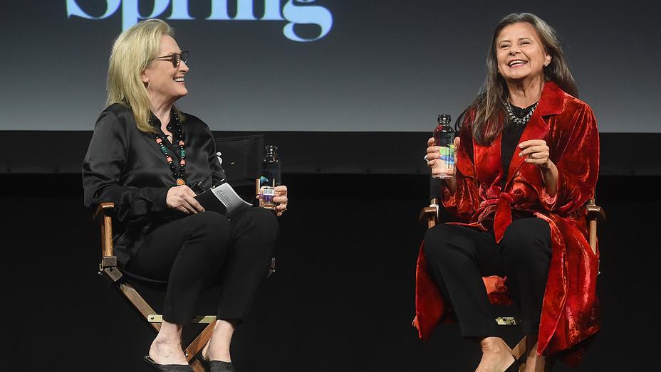 Meryl Streep Tracey Ullman Tribeca TV Festival — Getty — H 2018