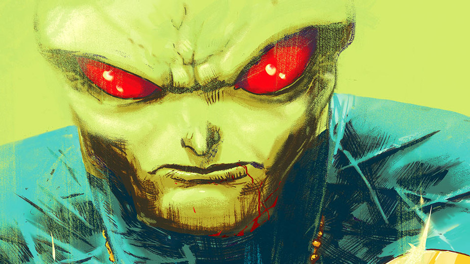 Martian Manhunter - Riley Rossmo DC Entertainment-Publicity- P 2018