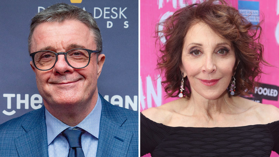 NATHAN LANE, ANDREA MARTIN_Split - Getty - H 2018