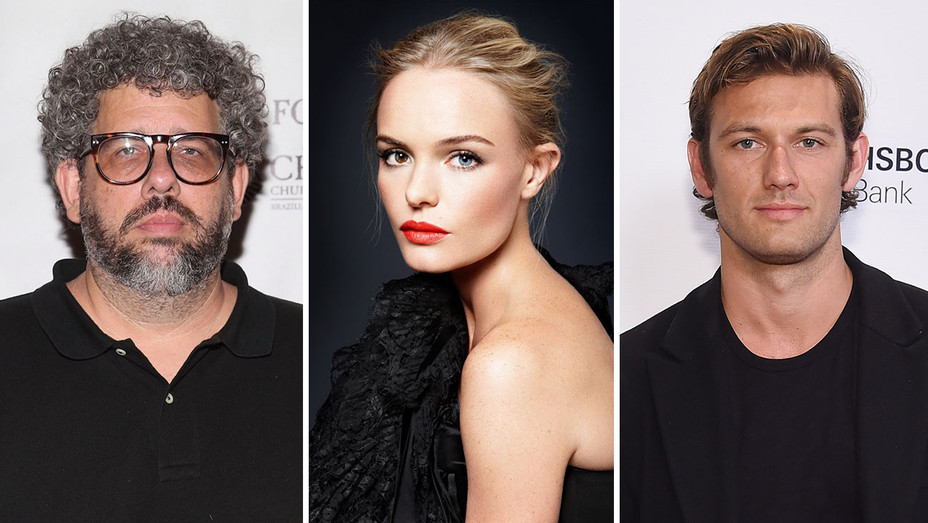 Neil LaBute_Kate bosworth_Alex Pettyfer_Split - Publicity - H 2018