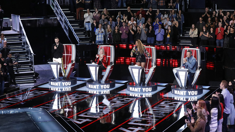 The Voice Episode 1501 Blind Auditions - Publicity - H 2018