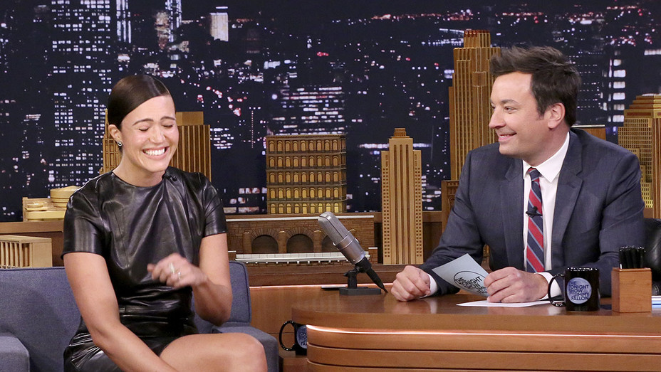 THE TONIGHT SHOW STARRING JIMMY FALLON - Episode 0930 - Mandy Moore - Publicity-H 2018