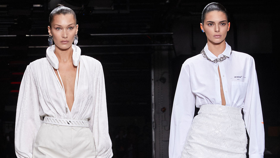 Off-White Post-Show Release-Bella Hadid-Kendall Jenner-Publicity-H 2018