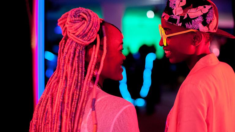 Kenyan Director Wanuri Kahiu Is Fun, Fierce, Frivolous and Timely