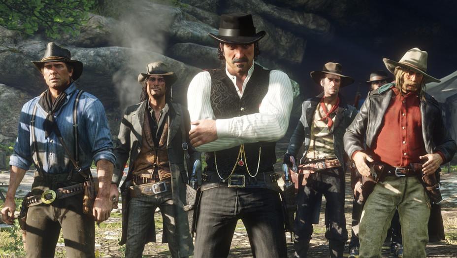 Red Dead Redemption 2 - Publicity - H 2018