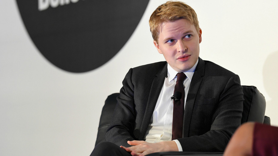 Ronan Farrow - American Magazine Media Conference 2018 - Getty-H 2018