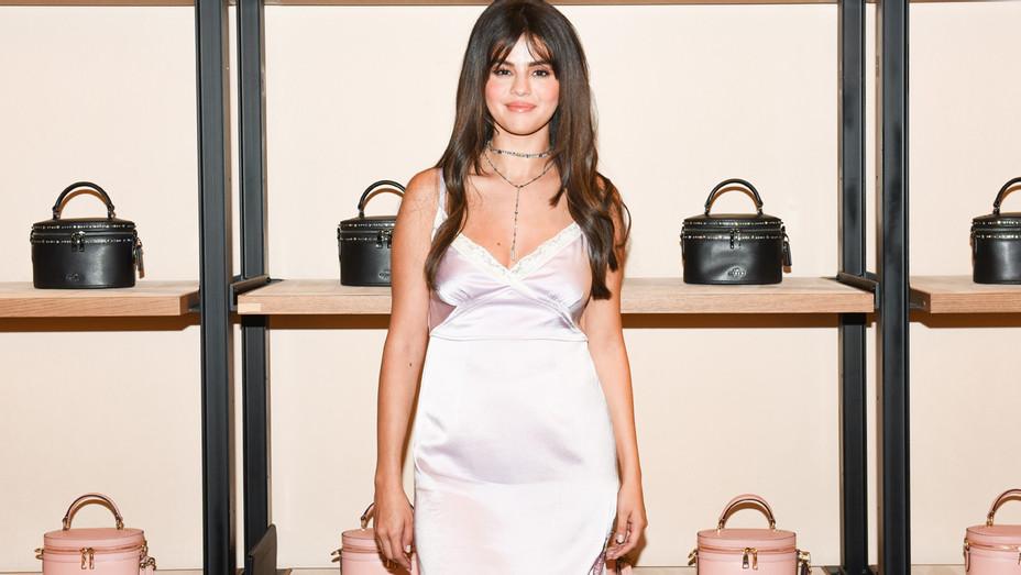 Selena Gomez x Coach Pop Up - Publicity - H 2018