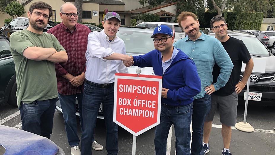 Simpsons Box Office Champion — Publicity — H 2018