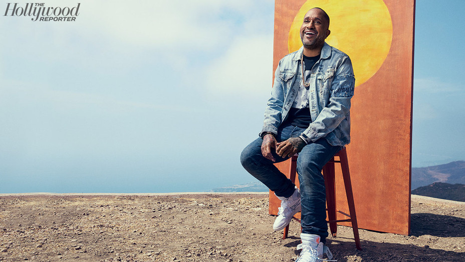 THR -Kenya Barris - Photographed by Sami Drasin - SPLASH 2018