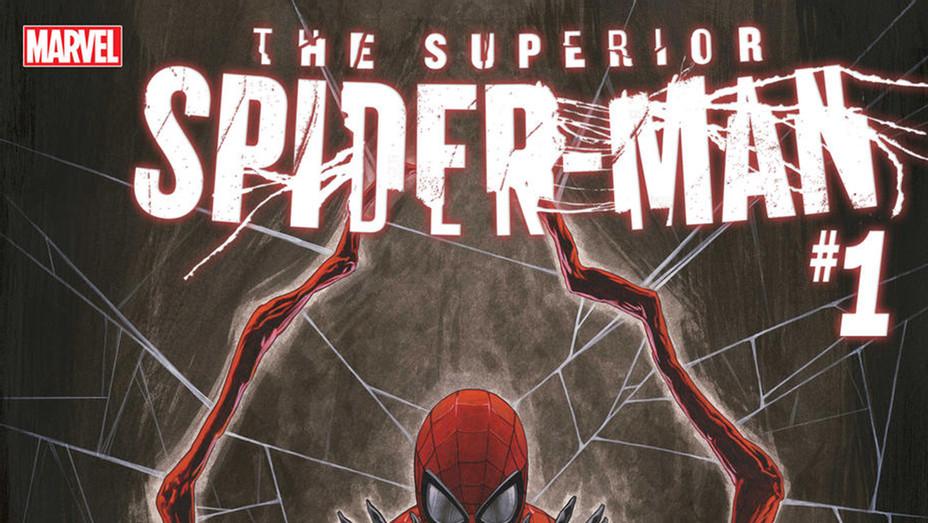 Superior Spider-Man Cover - Publicity - P 2018
