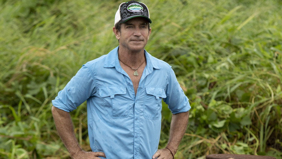 Survivor- David vs. Goliath - Jeff Probst 1 - Publicity - H 2018