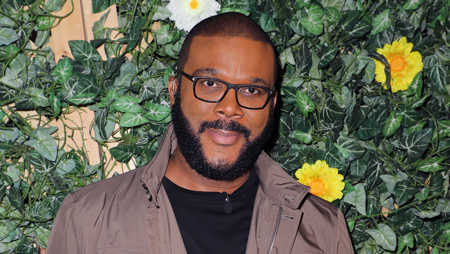 Tyler Perry - Getty - H 2018
