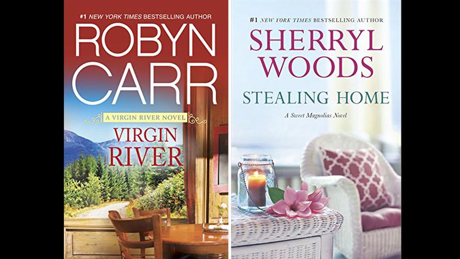 Virgin River-Stealing Home-Split-Book Covers-H-2018