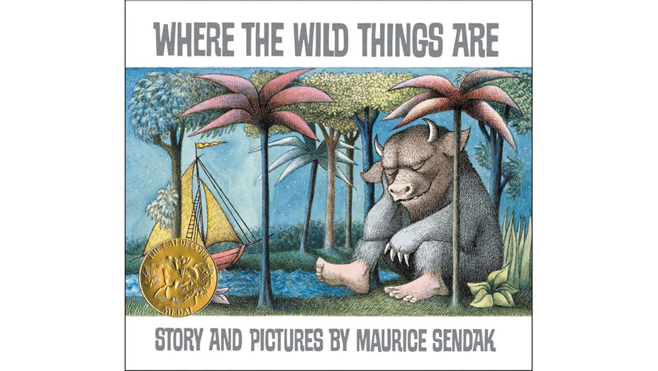 Where the Wild Things Are - Book Cover - Publicity-H 2018