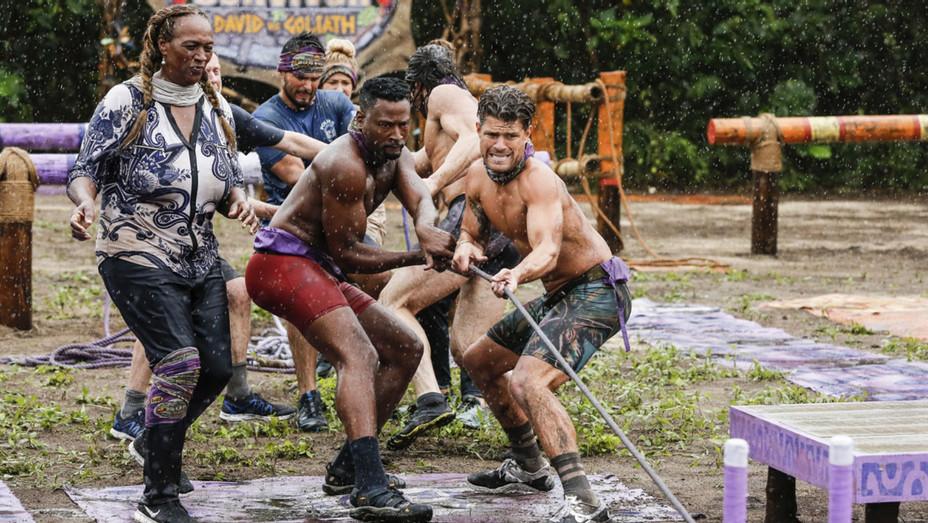 SURVIVOR David vs. Goliath - I Am Goliath Strong - Natalie Cole, Dan Rengering, Jeremy Crawford and Alec Merlino- H 2018