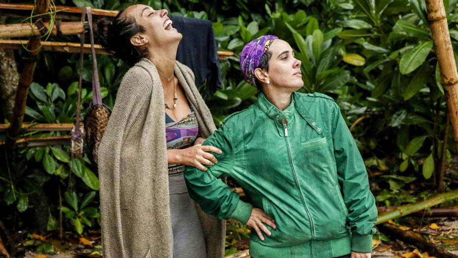 SURVIVOR: David vs. Goliath - Jackets and Eggs - Angelina Keeley and Lyrsa Torres - Publicity- H 2018