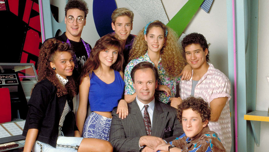 Saved by the Bell (NBC) Season 1 - Photofest-H 2018