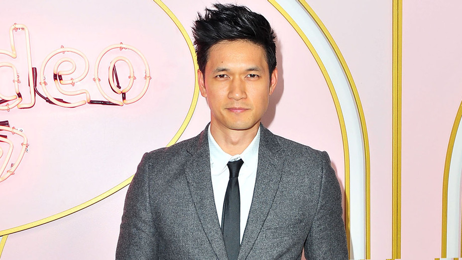 Harry Shum Jr. arrives at Amazon Prime Video Post Emmy Awards Party 2018-Getty-H 2018