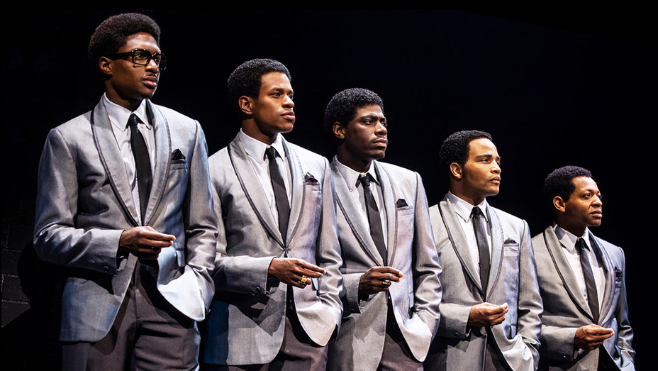 Ain't Too Proud -The Temptations musical- Publicity - H 2018