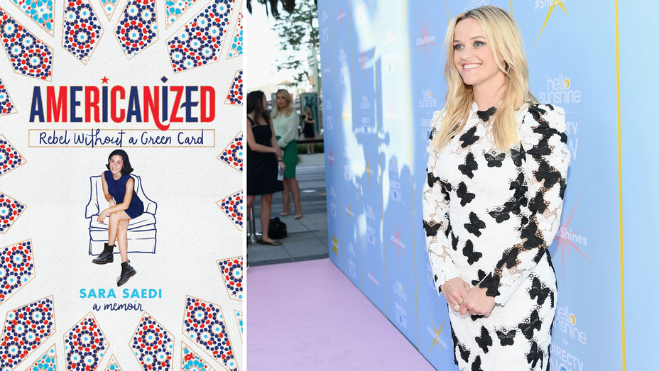 Americanzed Reece Witherspoon - Split - H 2018