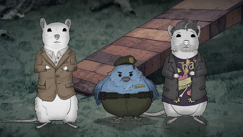Animals. S03E08 Still - Publicity - H 2018