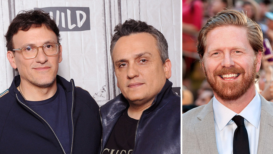Anthony Russo_Joe Russo_Matthew Michael Carnahan_Split - Getty - H 2018