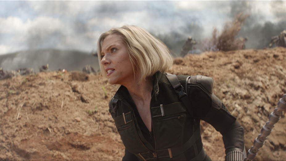 AVENGERS: INFINITY WAR Still Scarlett Johansson - Publicity - H 2018
