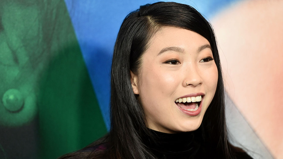 Awkwafina attends the New York premier of 'A Simple Favor'-Getty-H 2018