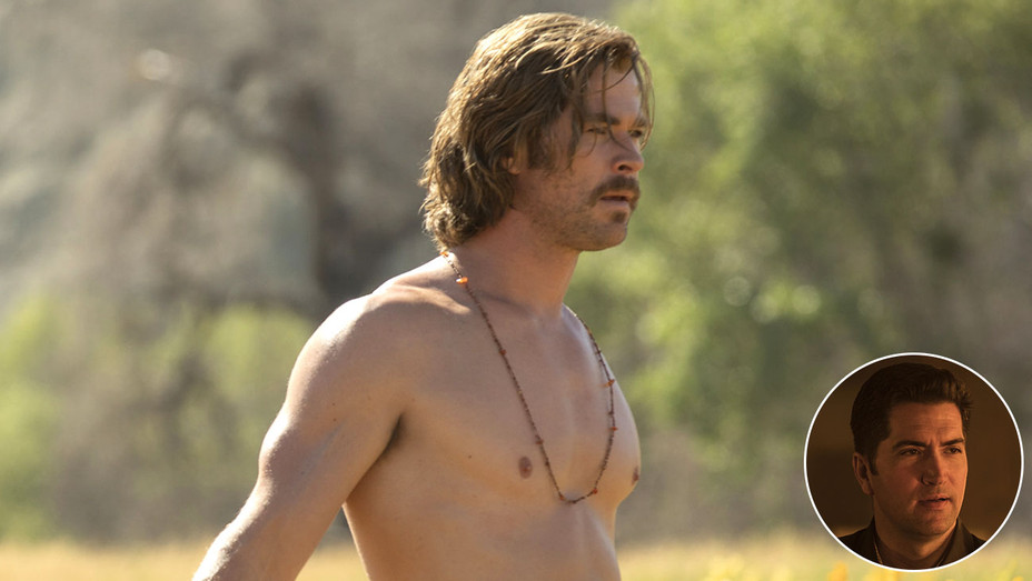 Bad Times at the El Royale-Chris Hemsworth - Drew Goddard-Inset-Publicity 2-Getty-H 2018