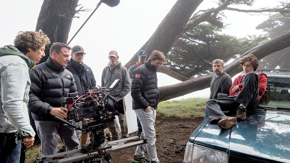 BEAUTIFUL BOY-  behind the scenes on the set - Publicity-H 2018