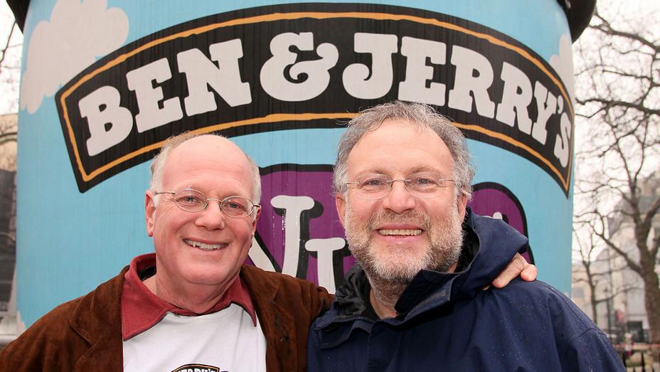Ben & Jerry's -Ben Cohen - Jerry Greenfield-Getty-H 2018