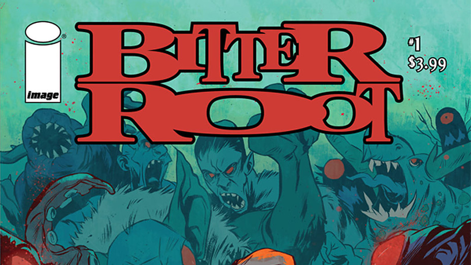 Bitter Root Cover - Publicity - P 2018