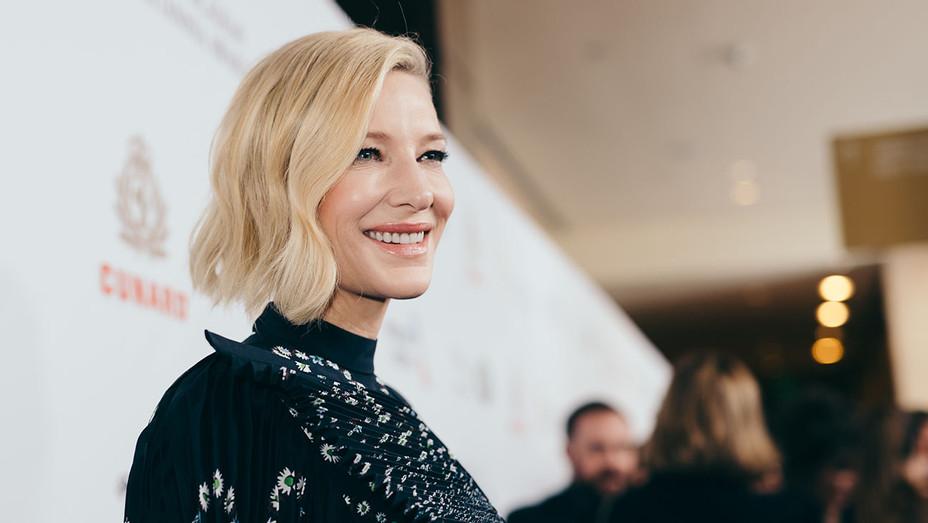 Cate Blanchett-Britannia Awards-Getty-H 2018