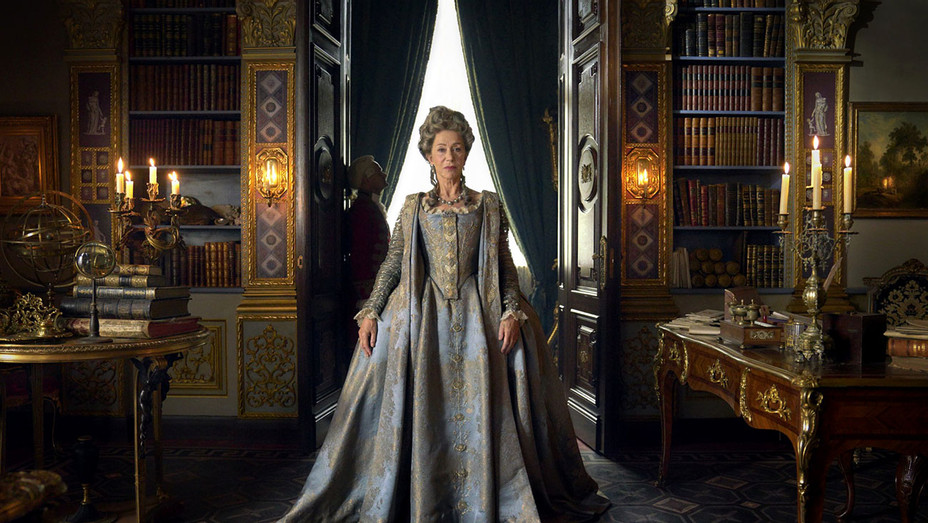 CATHERINE THE GREAT - HBO -Publicity-H 2018