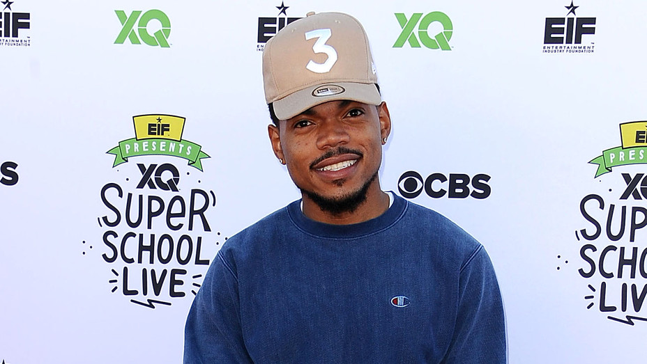 Chance the Rapper - Getty - H 2018