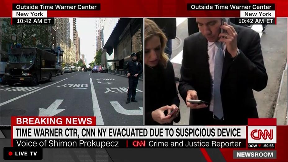CNN Screengrabs - TWC Evacuation_2 - Screengrab - H 2018