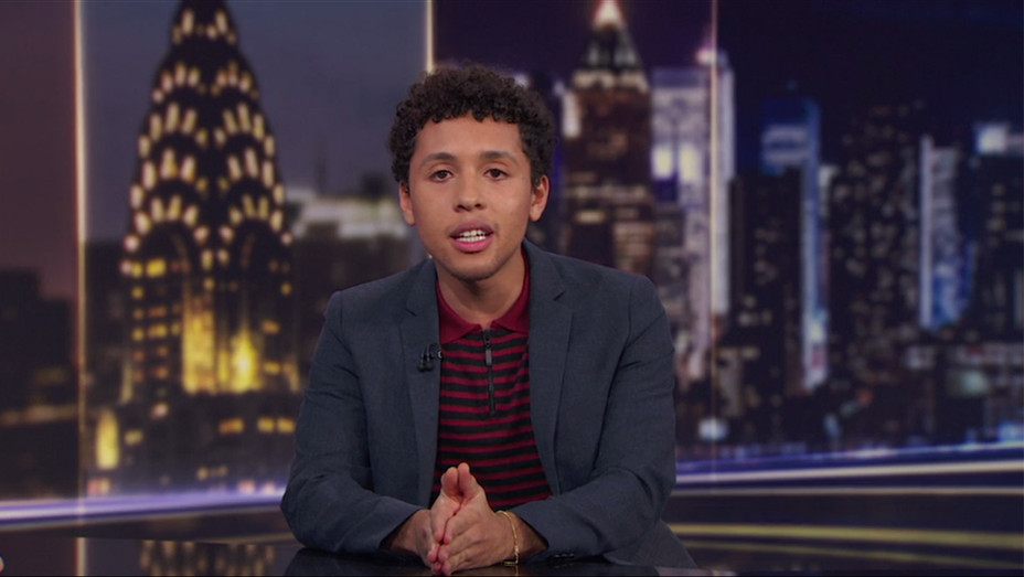 Jaboukie Young-White The Daily Show - Screengrab - H 2018